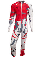 SCHÖFFEL Men's ÖSV Ski Race Speed Suit Red Size Small 2019/20