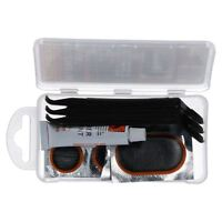 Bicycle Push Bike Cycle Inner Tube Tyre Puncture Repair Kit 16pc 11 Patches