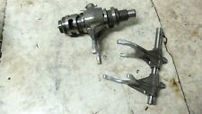 04 Suzuki VZ 1600 K VZ1600 Marauder shift shifter forks and drum transmission