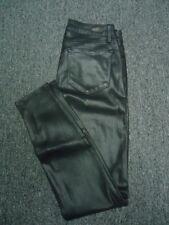 PAIGE Black 5 Pockets Verdugo Ultra Skinny Leg Solid Casual Jean Sz 29 FF9508