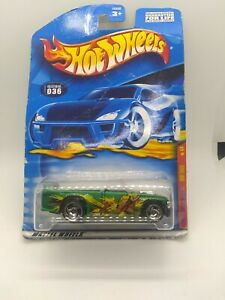 Hot Wheels 2000 Kung Fu Force Series Mini Truck  #036