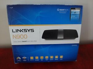 Linksys Smart Wi-Fi Router EA4500 Dual-Band N900 Router Gigabit Ethernet DLNA