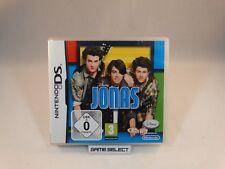 DISNEY JONAS NINTENDO DS DSi 2DS 3DS NDS PAL EU EUR ORIGINALE COMPLETO