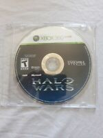 Halo Wars Xbox 360 DISC ONLY