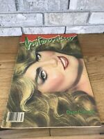 Andy Warhol Interview Magazine DYAN CANNON July 1982 Julie Hagerty Kirstie Alley