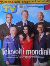 TV Sorrisi e Canzoni n°23 2002 Dire Straits Mila Jovovich Luisa Corno Leofr [D8]