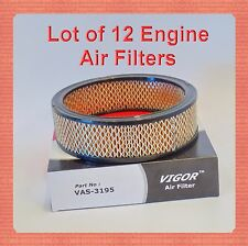 Lot 12 Engine Air Filter A43195 Fits:BUICK CADILLAC CHEVROLET GMC ISUZU NISSAN &