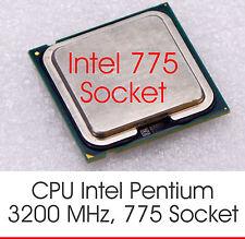 CPU Processore Intel Pentium IV 4 HT 3200mhz 3 GHz sl8pr 800mhz FSB Socket 775 22