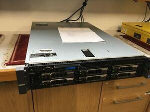 DELL PowerEdge R710 Dual 6-Core XEON X5670  32GB 2x 2TB*4TB VMWARE ESXI 6.7
