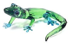 Retired Gecko 2017 Green Large Swarovski Crystal 5275511