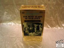 The Best Years of Our Lives (Vhs) 2 Tape Set Classic Collection Myrna Loy