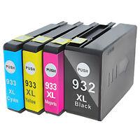 932XL 933XL Ink Cartridge for HP OfficeJet 6100 6600 6700 7110 7610 7612