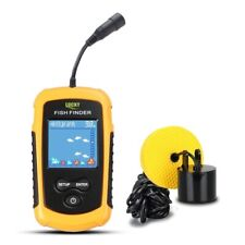 Alarm 100M Portable Sonar Fish Finders Fishing Lure Echo Sounder Lake Sea Tool