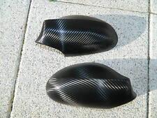 Audi Spiegelkappen Spiegel Kappen Carbon Look Folien Set Hochglanz