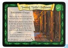 Harry Potter TCG Chamber of Secrets Moaning Myrtle's Bathroom 36/140