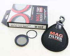 MagFilter 42mm CPL Polarisationsfilter Filter für Sony RX100 V HX20V HX30V HX9V