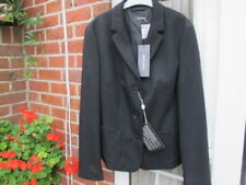 Manteaux et vestes noir en laine pour femme