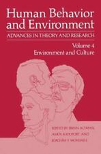 Environment and Culture 4 (2013, Paperback)
