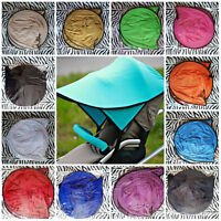 SUN SHADE Baby Stroller Sun Canopy for baby stroller and Car Seat UV Cut