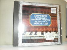 Haydn – Klaviersonaten -Andreas Staier