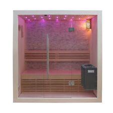 EOSPA EO-SPA  Sauna B1103A Pappelholz 180x105 3kW EOS BiO-Mini