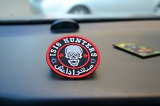 ISIS Hunters Russian Syria special force Patch