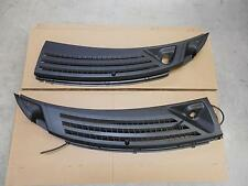 Ford F150 Wiper Cowl Grille Screen Plastic Insert Pair Set New OEM Parts