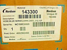Nordson 143300 Hose Blue Series Sealed Factory Box