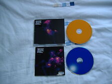 MUSE KNIGHTS OF CYDONIA U.K CD & DVD VERY GOOD CONDITION VERY RARE!.