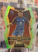 Anthony Martial Panini Select 2016 24/60 #119 Manchester United