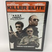 Killer Elite Based On A True Story  (DVD 2012) DeNiro Statham Owen Factory NEW