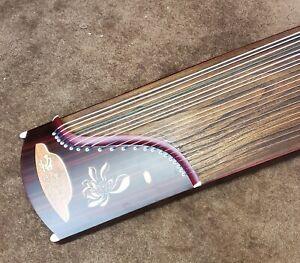 "49"" Travel Guzheng Harp Chinese instrument zither Koto 21-String #02509"