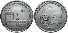 5 EURO PORTUGAL 2004 UNC - CENTRE HISTORIQUE D'EVORA