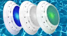 Spa Electrics Retro Series Pool Light - Variable Voltage - TRI COLOUR LED