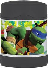 Teenage Mutant Ninja Turtles Thermos Kids 10oz Insulated Stainless Food Jar
