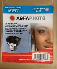 AGFAPHOTO CARTUCCIA LIGHT MAGENTA HP 363LM COMPATIBILE PHOTOSMART 5.5 ML C8775E