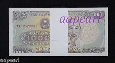 a bundle 100pcs Vietnam 1000 Dong Banknotes brand new paper money Uncirculated