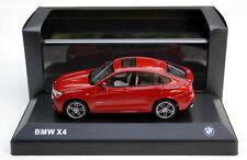 BMW X4 - Modell F26 Bj. 2014-2018, M. 1:43, melbourne-red-metallic, neu und OVP