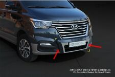 Tuning Front Bumper Protector for Hyundai GRAND STAREX i800 iMAX H1 2018~ By EMS