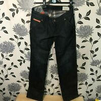 Superdry Lumber Mill Jeans W28 L32 Dark Blue