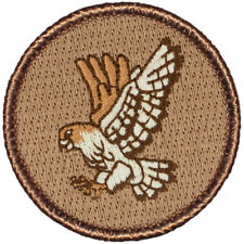 Cool Boy Scout Patches- Falcon Patrol! (#036)