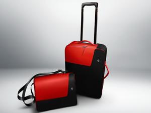 GENUINE Ferrari Basic Trolley &Shoulder Bag P/N 70004797 F458 F488 F430 F12 F360