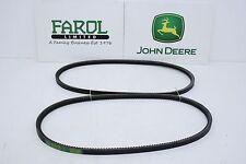 Genuine John Deere Mower Drive Belts AM143703 X950R Pair of Belts