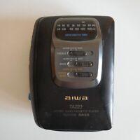 Baladeur radio cassette stéréo PLAYER AIWA TA223 walkman made in SINGAPORE N4883