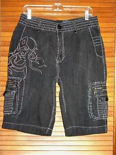 MEN'S ROAR CARGO SHORTS ~ SIZE 30/24 ~ NEW WITHOUT TAGS