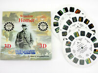 View-Master Winslow HOMER - 3 reels NEW - art paintings converted to 3d
