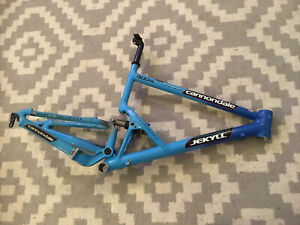 Cannondale Jekyll 900 SL Full suspension Mountain Bike Frame With Fox Shock MTB