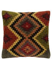 47d632a26514 John Lewis Large Tarma Diamond Multi High Quality Cushion Cover embroidery  kilim