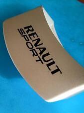 LOGO VOLANT INSERT RENAULT SPORT CLIO 3 III ORIGINAL CONSTRUCTEUR DCI RS GT
