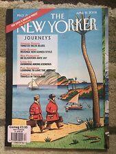 The NEW YORKER magazine  April 21 2008(JOURNEYS/Yangtze Delta - Jonathan Franzen